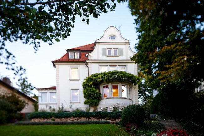 Stiftung Gralsbotschaft Hauptsitz Stuttgart